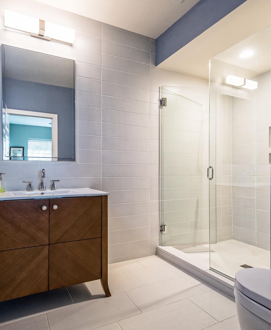 Frameless Glass Shower Doors Mirrors Enclosures Custom Table Tops Countertops Saint Louis Missouri