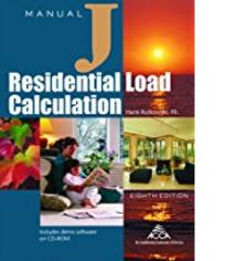 Residential Manual J Load Calculation HVAC Design Service