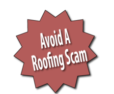 Avoid A Roofing Scam