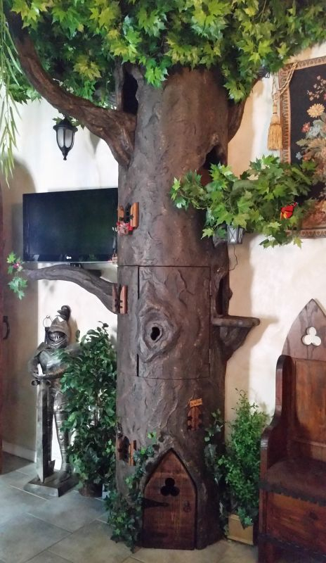 298d4066fcb2 A Fantasy Forest - Luxury Cat Trees, Fantasy Cat Trees that look ...