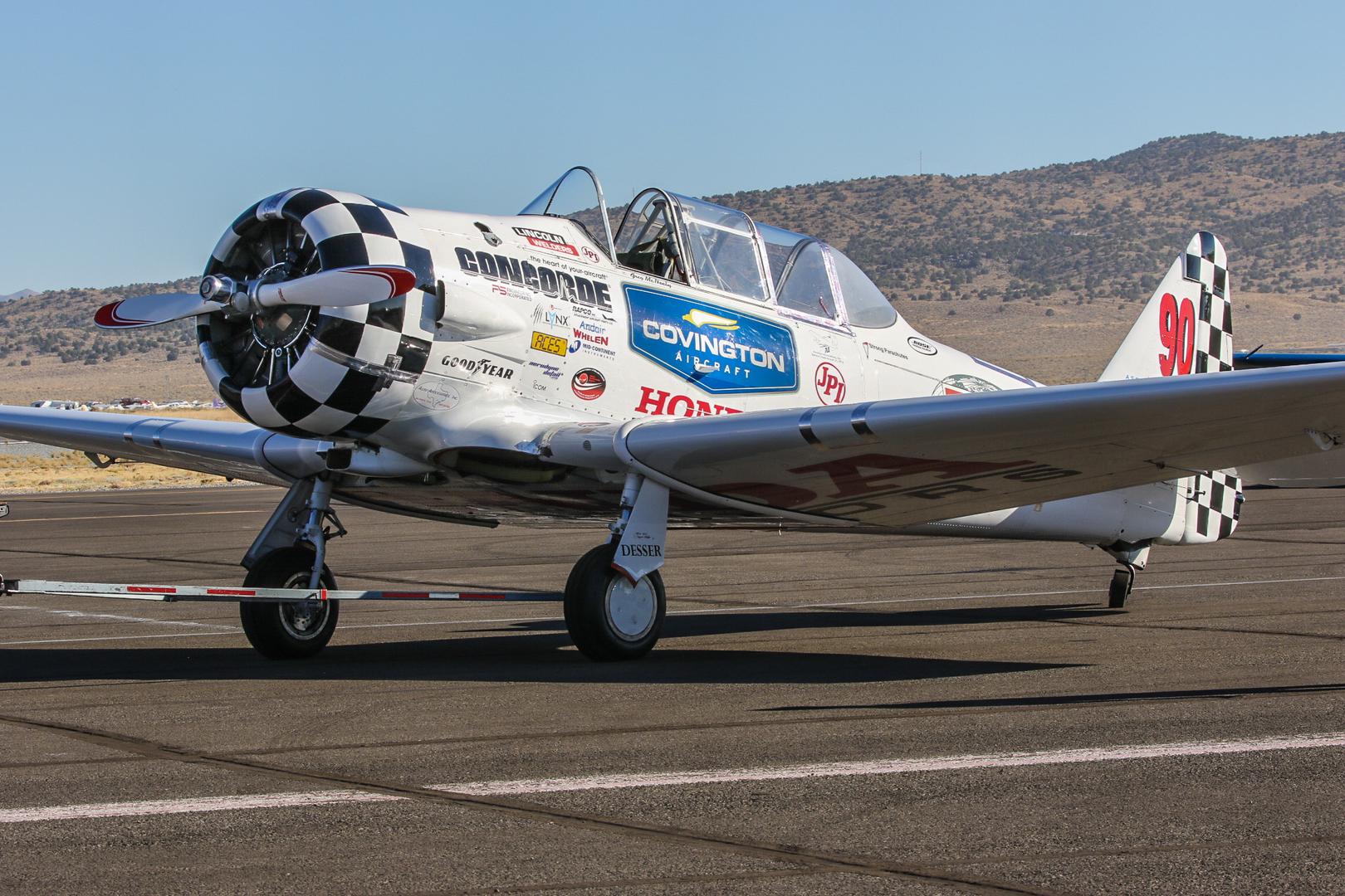 Reno Air Races 2016