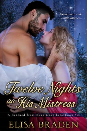 Twelve Nights as His Mistress (Cover - Large)