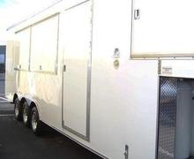 30' Mobile Kitchen Trailer Rental