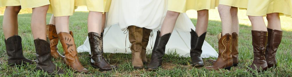 Country Style Wedding Packages