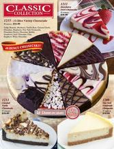 Classics Collection Cheesecake Fundraiser