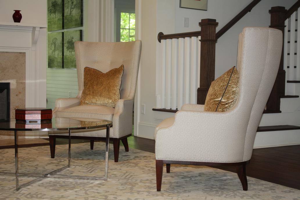 Home interior Design  Furniture Selections   C F Raines Interior Design   Inc    Atlanta  Ga. Home interior Design  Furniture Selections   C F Raines Interior