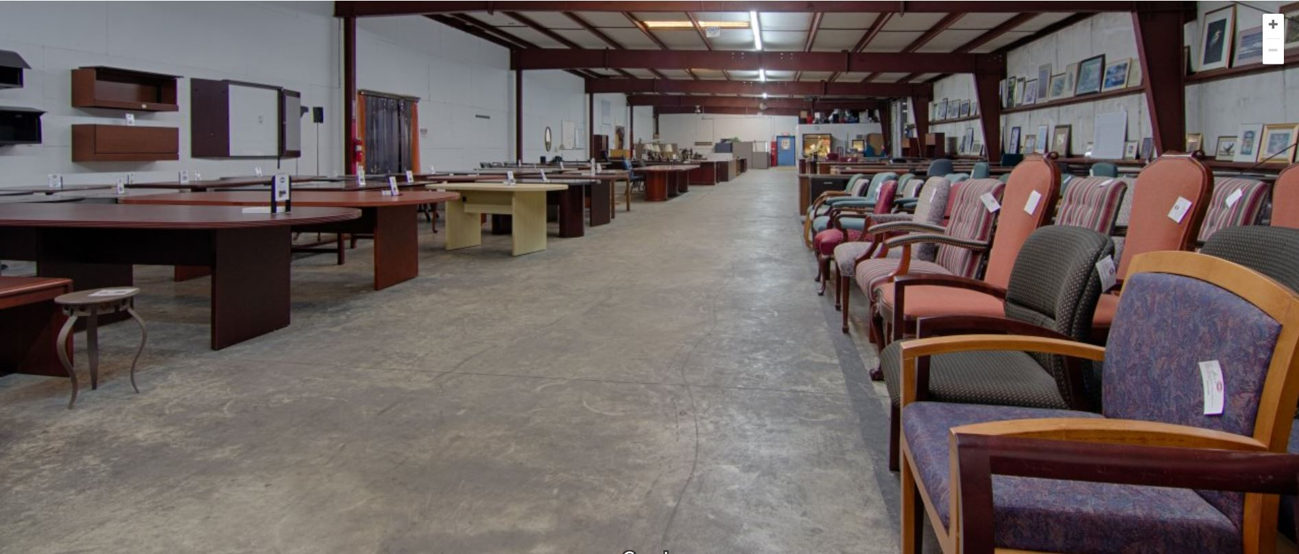 Wilcox Office Mart Largest Selection Of Used Office Furniture - Good wood furniture charleston sc