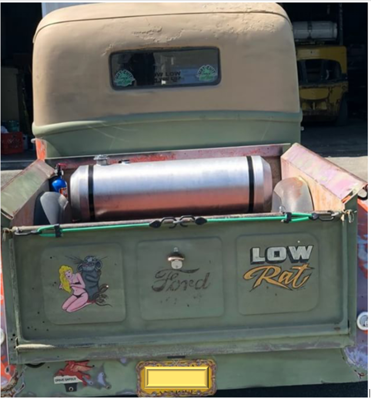 BAM Manufacturing Fuel Tanks - Photo Gallery