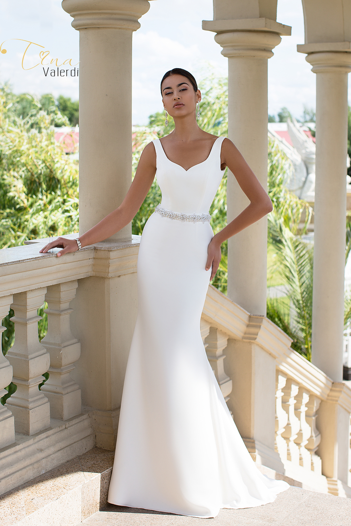 Fantastic Custom Wedding Dress Los Angeles Picture Collection ...