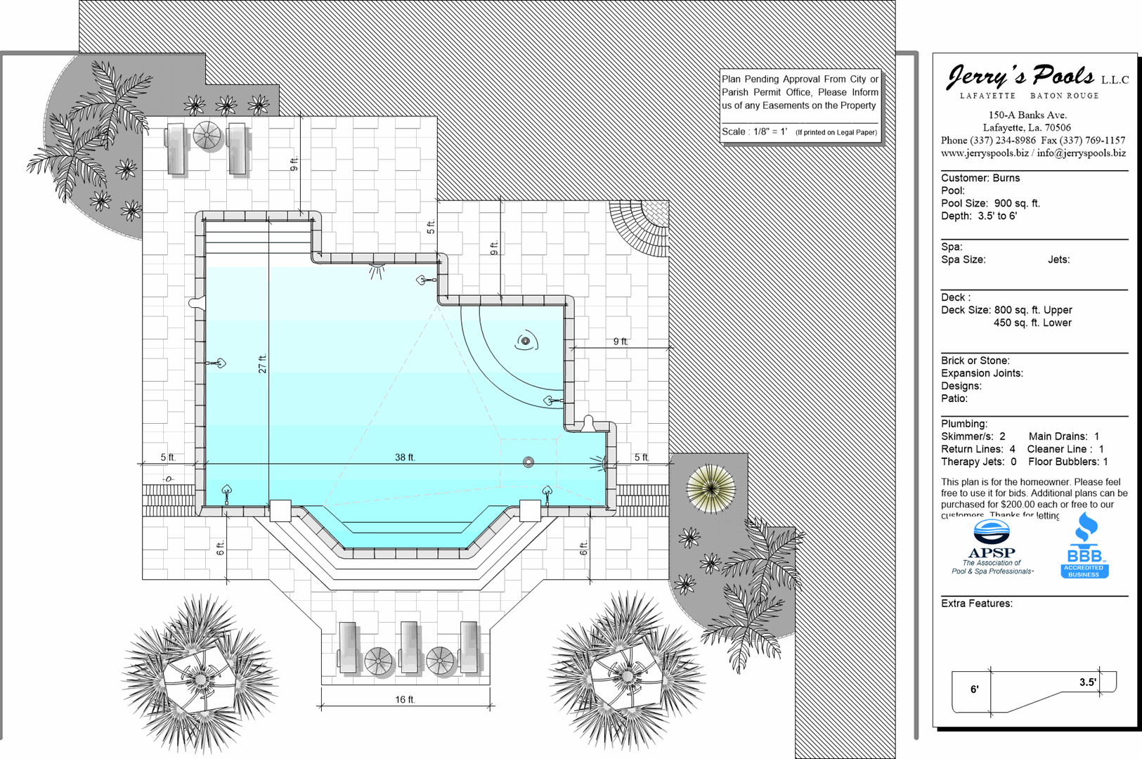 Swimming Pool Blueprints swimming pool plans