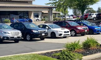 AT SHINGLE SPRING SUBARU, WE MAKE BUYING A SUBARU EASY!