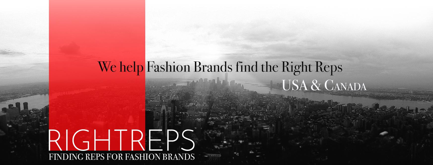 Fashion - Fashion Reps and Agents New York & Toronto