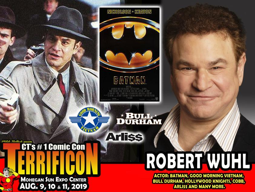 ROBERT WUHL TERRIFICON