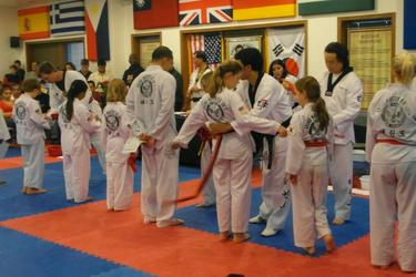 Under Black Belt Exam 3