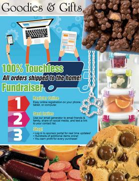 Touchless Fundraiser with Direct Ship to Home