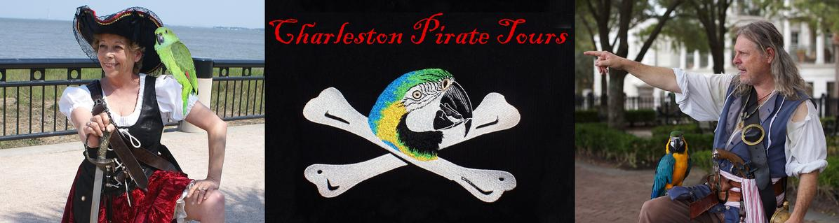 Charleston Pirate Tours Guides