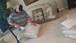 Professional Upholstery, Tile, Grout and Carpet Cleaning in Idaho Falls