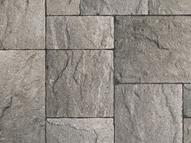 Unilock Concrete Flagstone Paver Westport in Granite Color