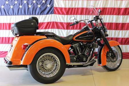 American bike and trike motorcycle conversions trikes for Tilting motor works dealers