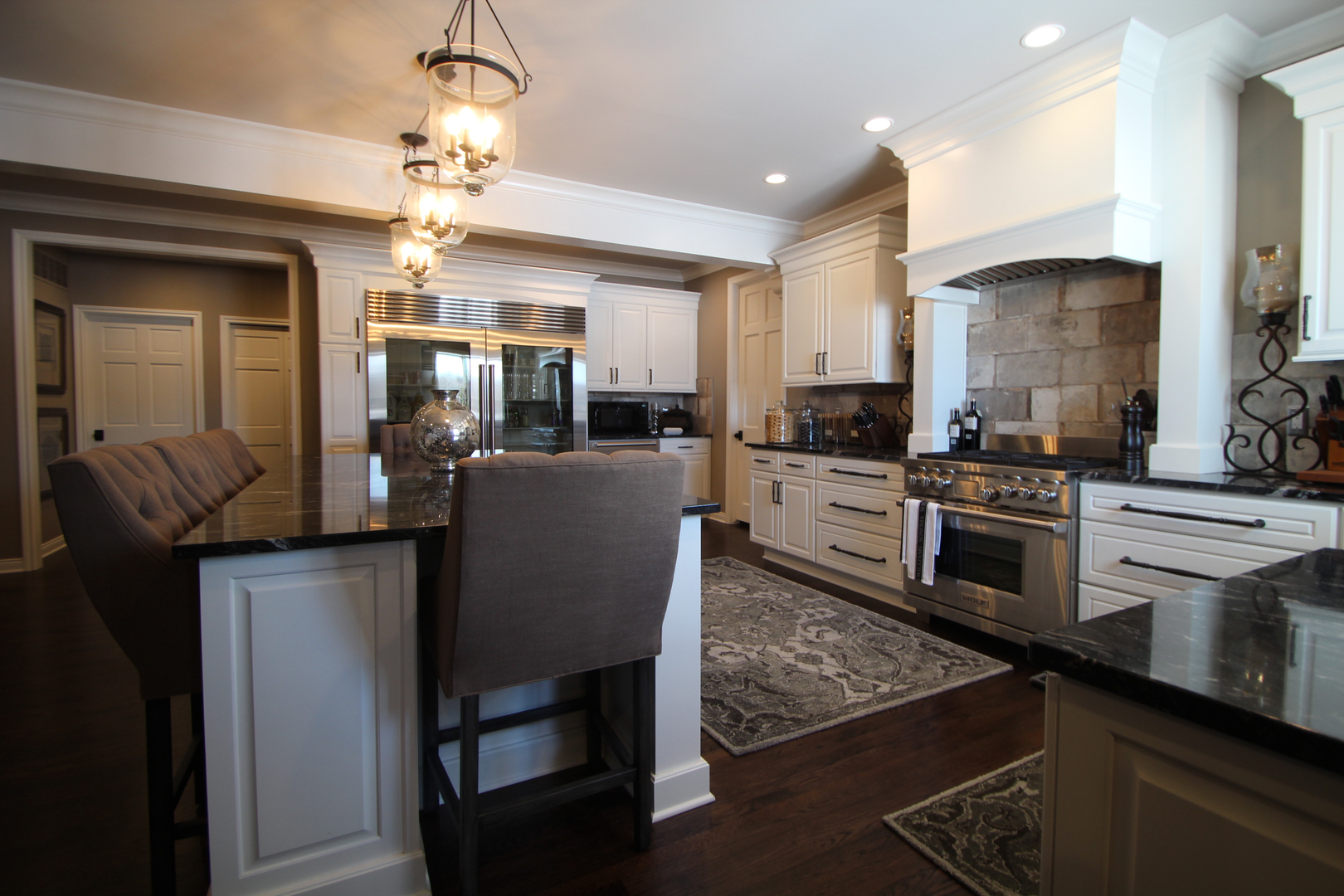 Design Build Home Renovations In Bloomfield Hills And Birmingham And Throughout Oakland County Additions And Custom New Home Construction