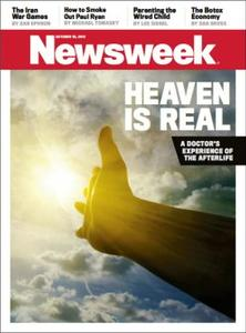 Newsweek article on Spiritual Experience and Proof of Heaven