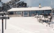 Valhalla Lodge Perisher in the early days