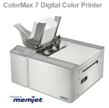 colormax 7 digital color printer