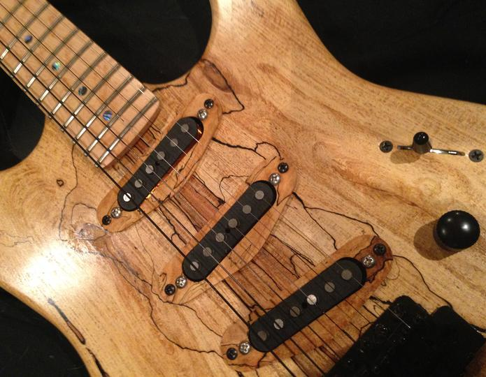 HardWay, Ltd. Outlaw Stratocaster