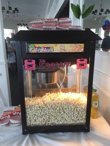 sweet dreams candy cart popcorn machine corporate events fresher fair hire sussex