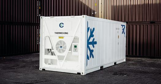 Thermo King, refrigeración,