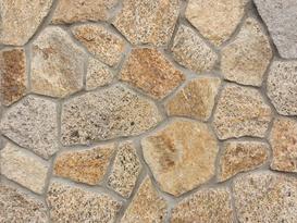 Rustic Tan Mosaic Natural Stone Building Veneer By Stoneyard