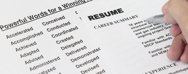 resume writter