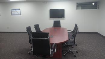 Confrence Room at Osseo Gun Club Minneapolis MN