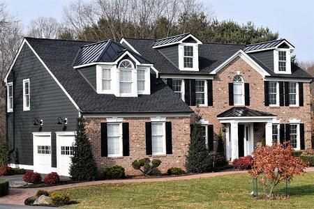 Iron Gray Hardie Siding Contractors Columbia, MD