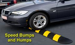 Speed Bumps and Humps