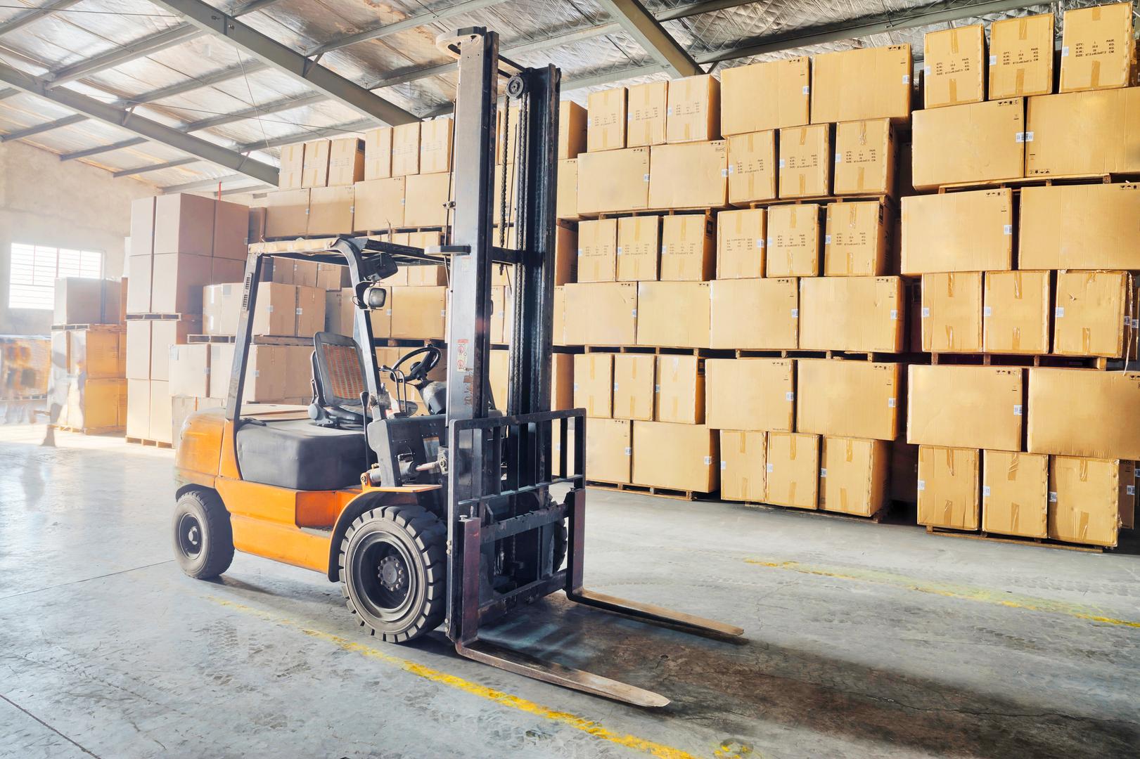 Spice Storage and Distribution - B&B Warehousing