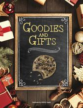 Goodies and Gifts Fundraising Brochure with home decor