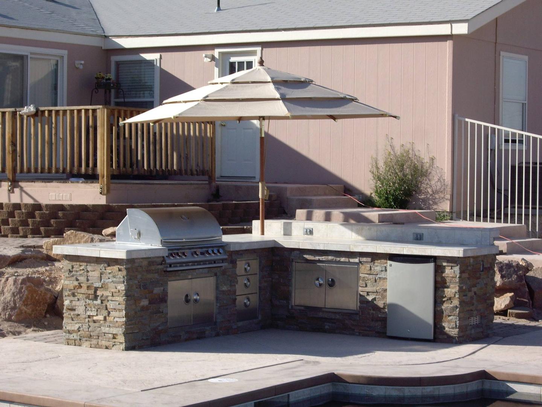 bbq island plans barbeque grills custom outdoor living las