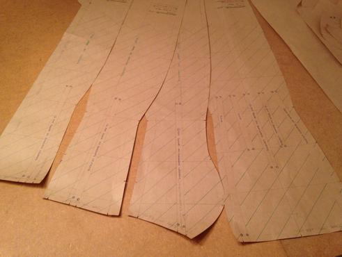 Made to Measure Pattern Cutting