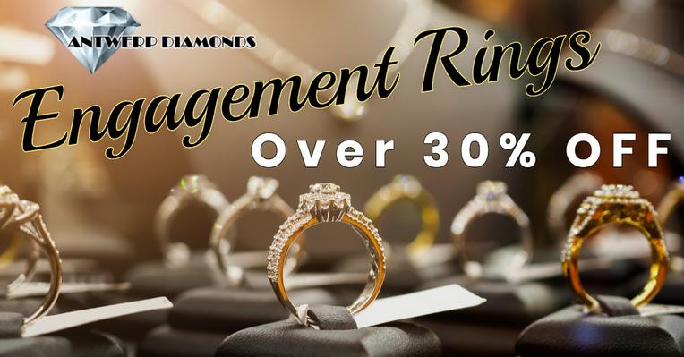 Engagement Rings in Roswell GA - Antwerp Diamonds and Jewelry of Roswell Georgia - Engagement Rings