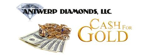 Antwerp Diamonds and Jewelry of Roswell Georgia - Cash for Gold