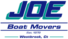 Joe Boat Movers logo
