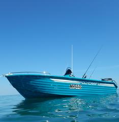 Boat Hire Exmouth 6707