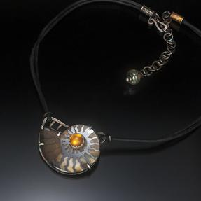Carol Holaday - Talisman for the Journey - necklace