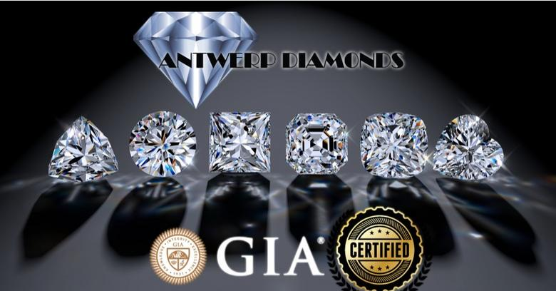 Antwerp Diamonds - Loose Diamonds on Sale - Atlanta Georgia Jewelry Store