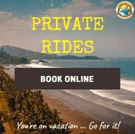 Private Ride Costa Rica