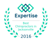Top Chiropractors In Jacksonville, FL Award