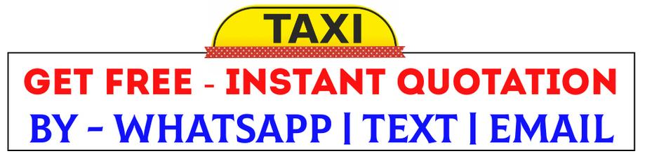 Rai Cabs- Get Free Instant Quotation