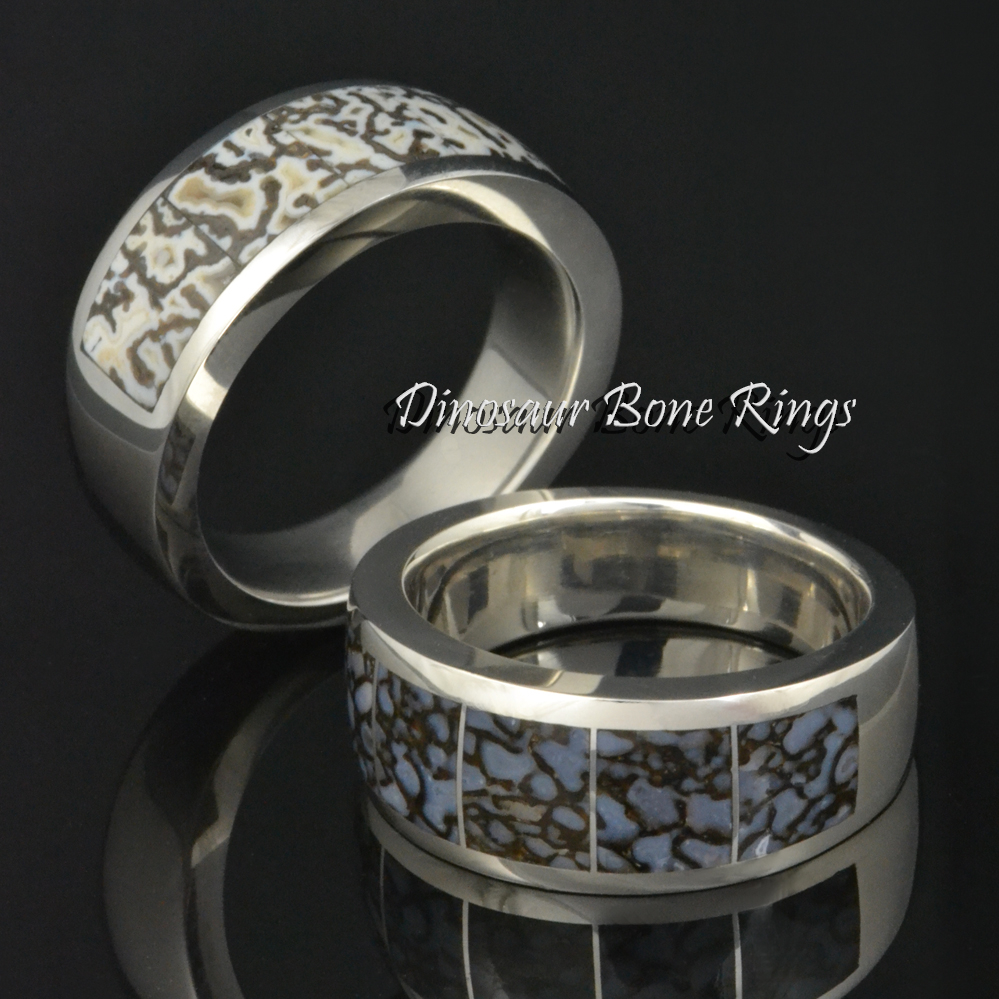 dinosaur engagement bone alternative rings non of wedding diamond elegant ring unconventional