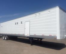 53' Semi-Trailer Mobile Kitchen for Rent